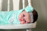 Hale Newborn ~ Fitchburg, WI Newborn and Family Photography