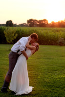 Sarah and Dave ~ Wedding at Bennett Barn